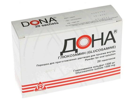Arthra tabletta: használati utasítás a chondroprotector számára - Köszvény