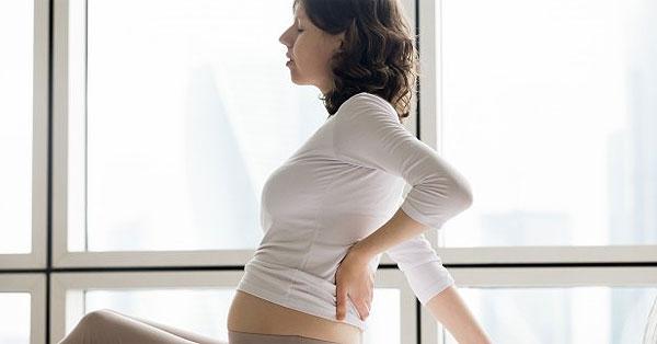 derékfájás terhesség alatt