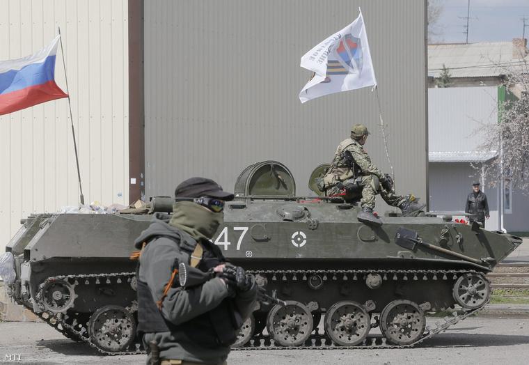 közös kezelés a donyecki régióban)