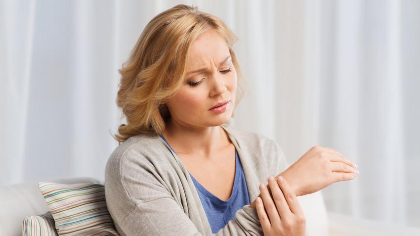 ízületi betegség az egész testben