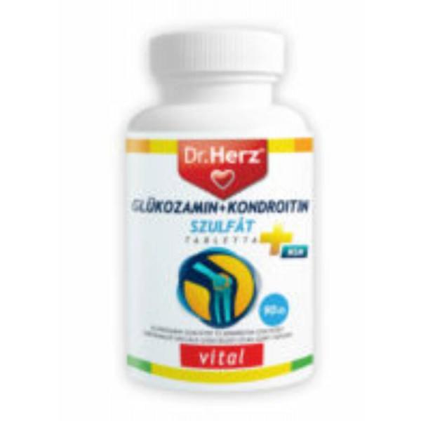 Vitaking Glükozamin + Kondroitin + MSM tabletta - 60db - VitaminNagyker webáruház