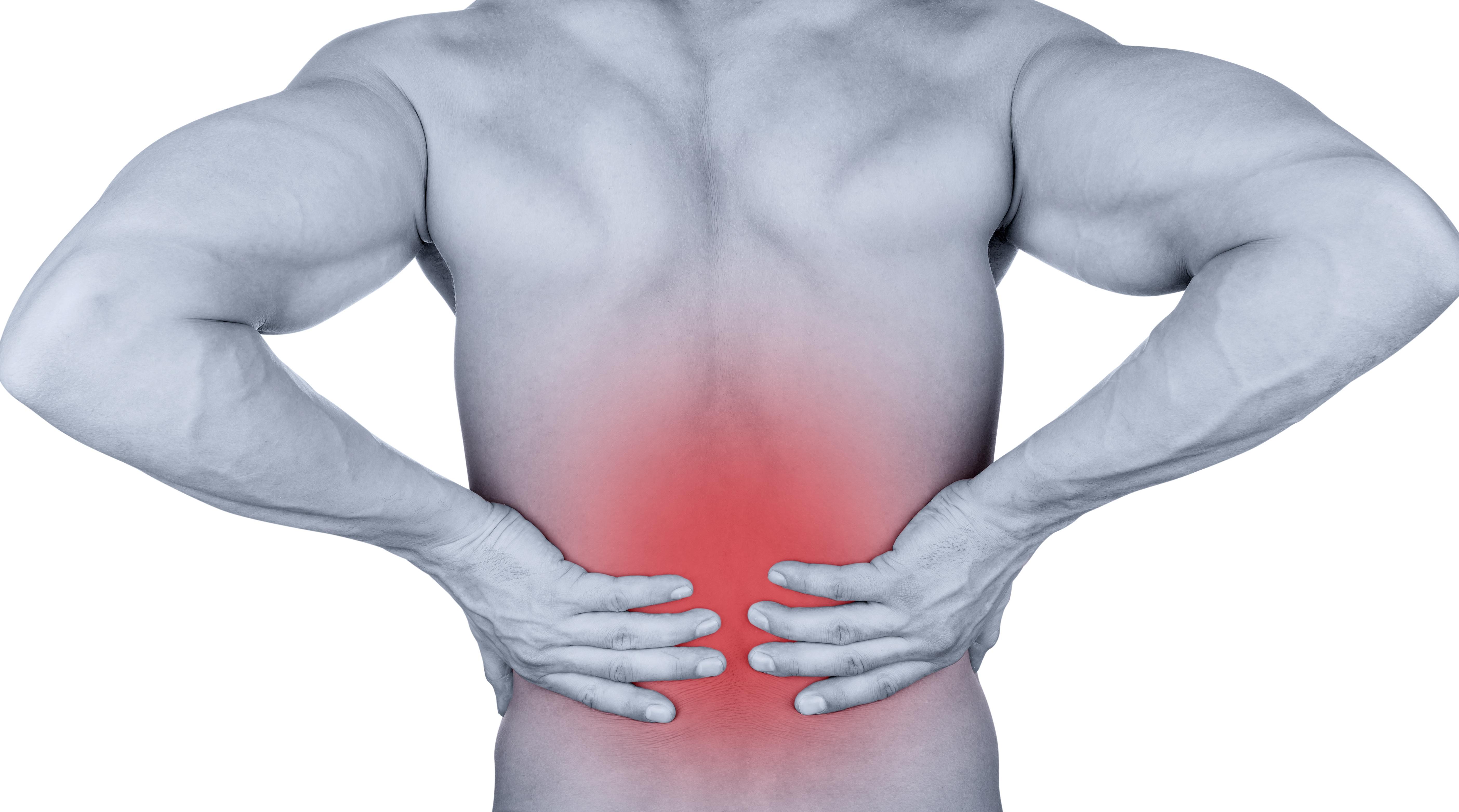 derékfájdalom okai ha a bal vállízület fájdalma van