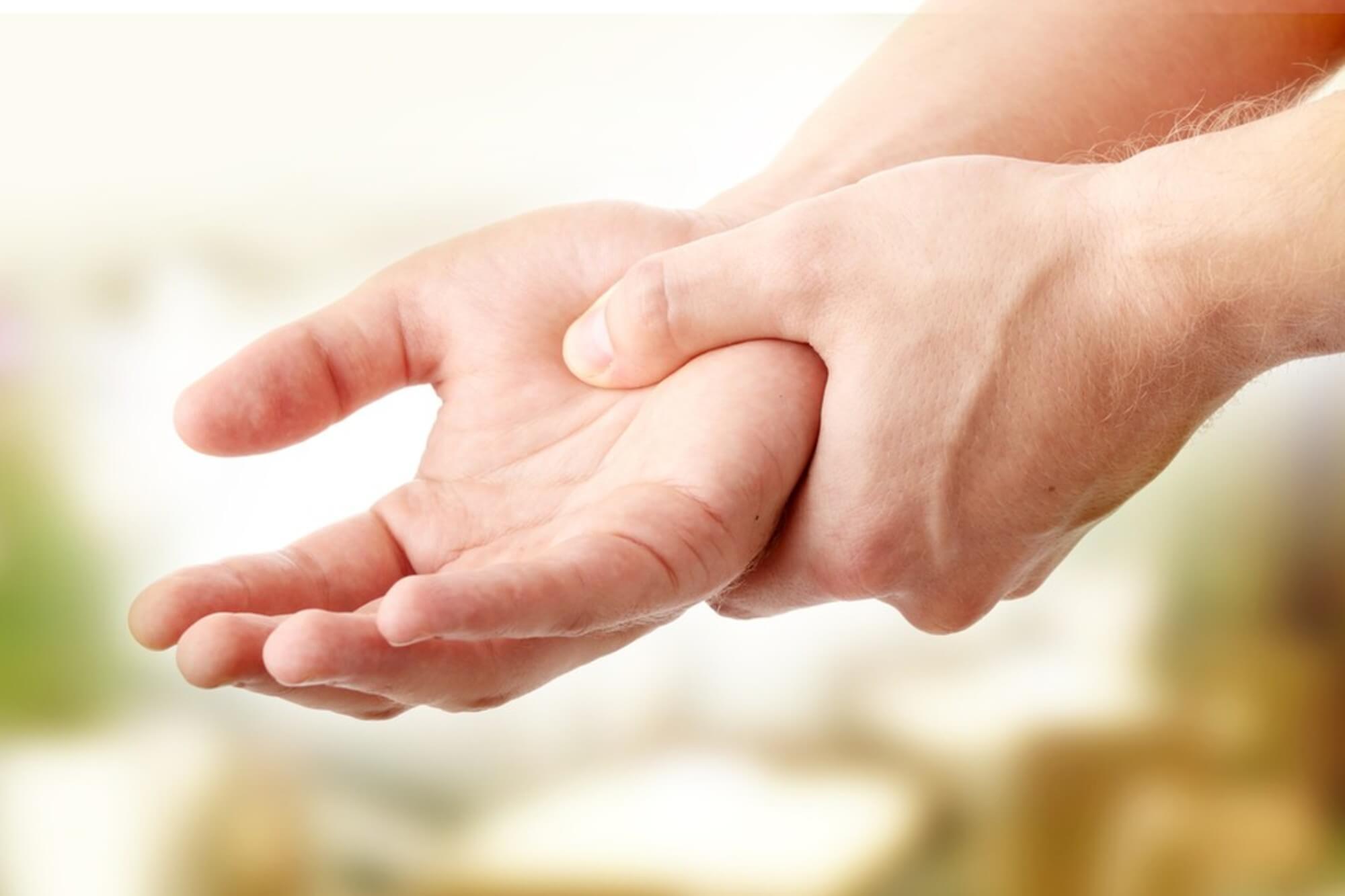 fájdalom a kéz ízületeiben edzés után