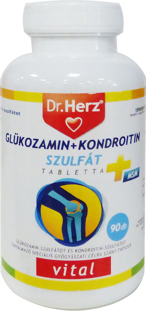 glükozamin-kondroitin 180