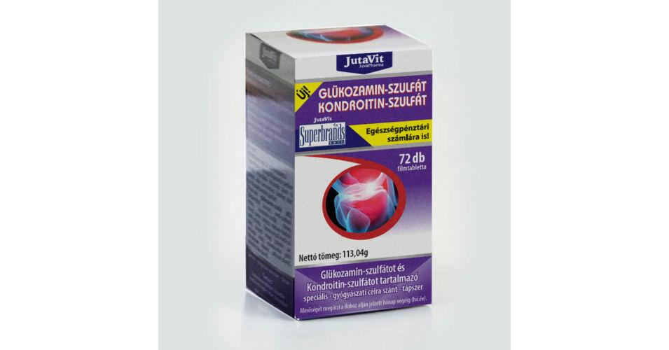 glükózamin-kondroitin gyógyszertár árakról