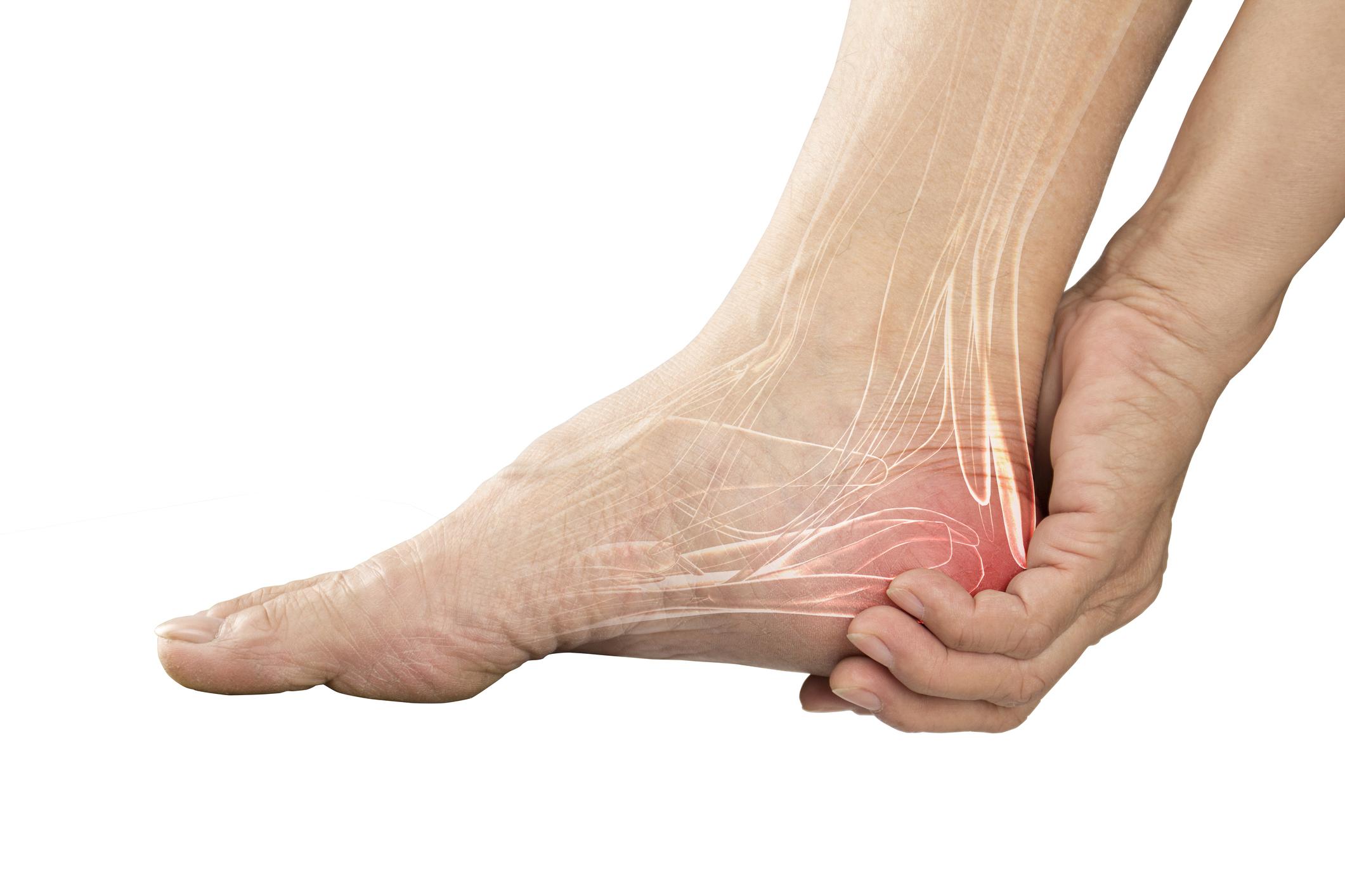 hogyan kezelik a lábfájdalmat