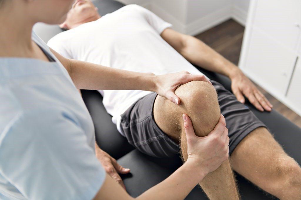 hogyan kezeljük a térd bursitist artrózissal boka ragasztásainak törése, mint kezelni