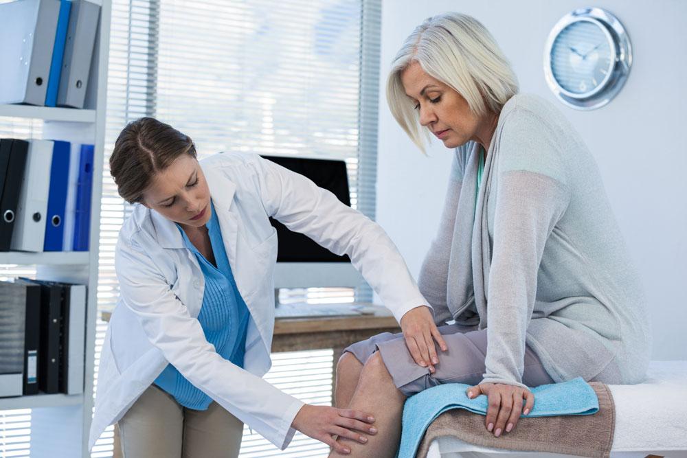 kiürülés a térdízületben artrózis miatt