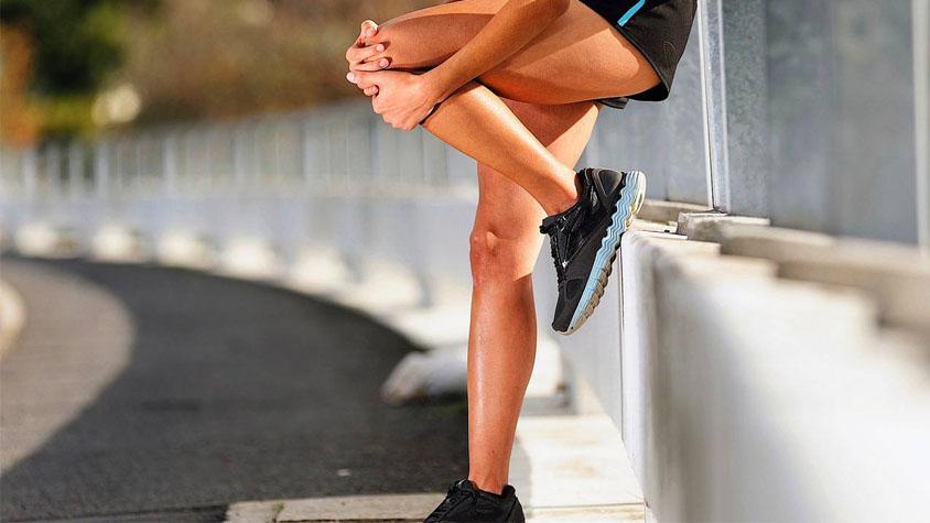 térdfájás futás közben