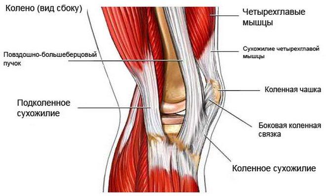 térdízületi kezelés fokának ízületi gyulladása