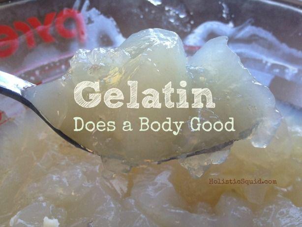 ízületi ízületi gyulladás kezelése zselatinnal.