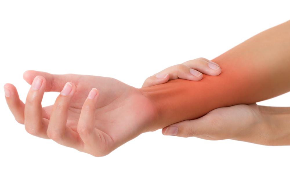 Csukló fájdalomkezelés. Mik lehetnek a csukló fájdalom okai?