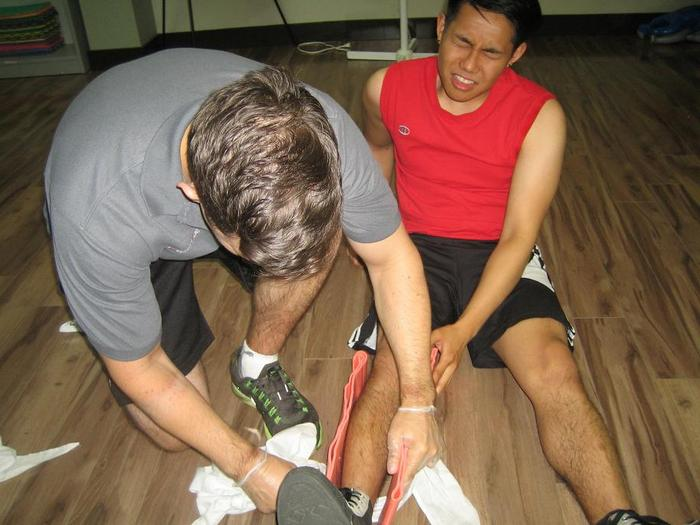 térd ízületi sérülések helyreállítási periódusa)