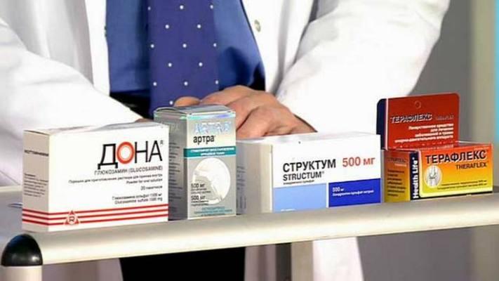 kezelés kondroprotektív artrózissal