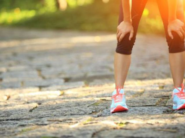 a térdfájdalom oka futás után