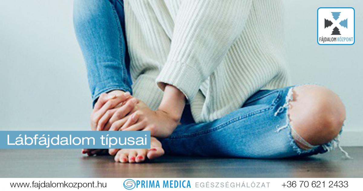 láb zsibbadása és ízületi fájdalmak)