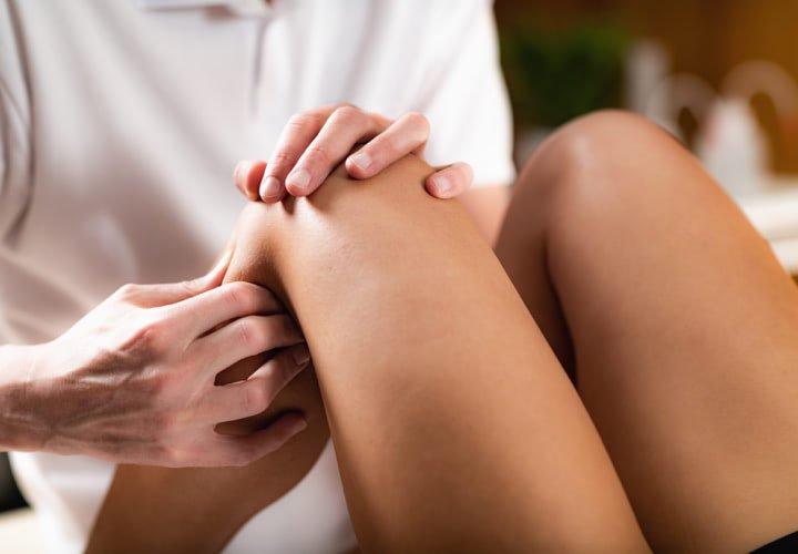Duzzanat az izületek lábain