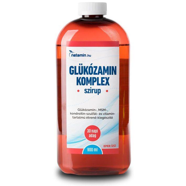 glükózamin-kondroitin komplex felhasználási módszer)
