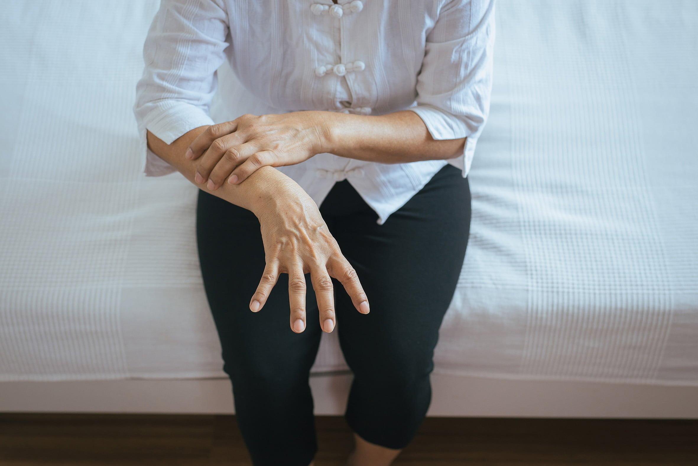 ízületi fájdalom és parkinson kór